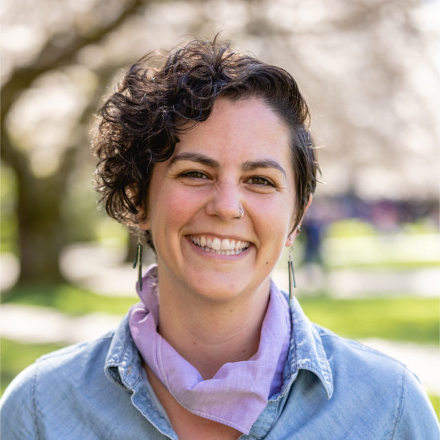 Kate Fredenberg, Hall Health