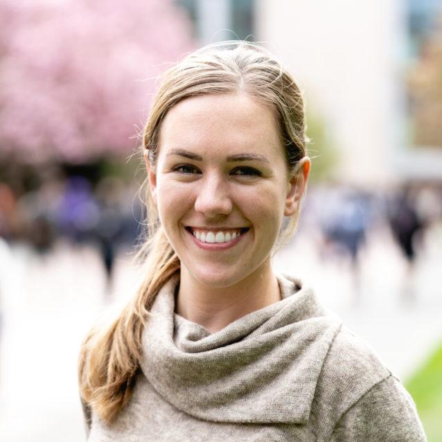 Katherine Dwyer, Hall Health