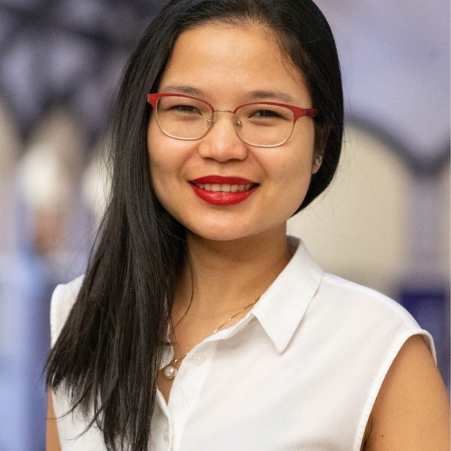 Pisey Keo, Program Assistant, Counseling Center
